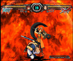 Guilty Gear XX Accent Core Plus Screenshots