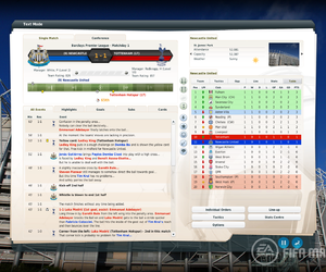 FIFA Manager 13 Screenshots
