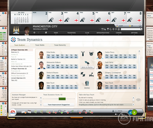 FIFA Manager 13 Chat