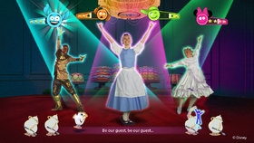 Just Dance: Disney Party Screenshot from Shacknews