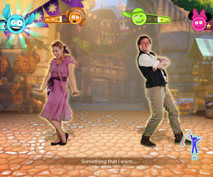 Just Dance Disney Party Files