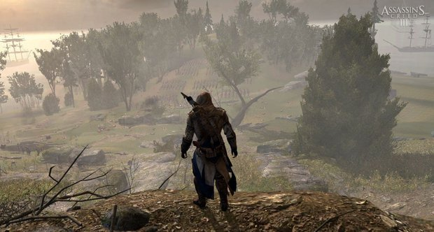 Assassin's Creed III Interactive Trailer screenshots