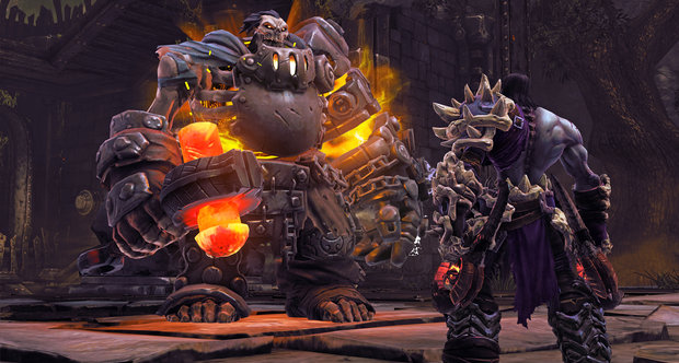 Darksiders 2: Abyssal Forge DLC announcement screenshots