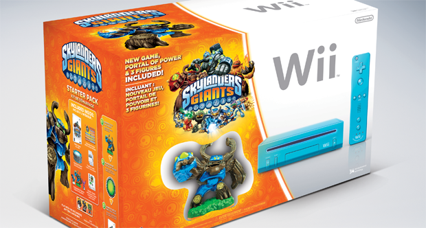 Skylanders Giants Wii bundle