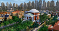 SimCity dev diary gives literal, figurative overview