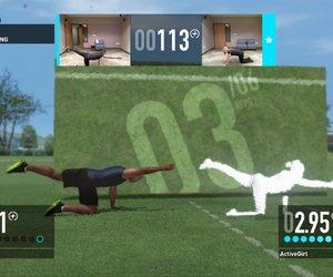 Nike+ Kinect Training Videos
