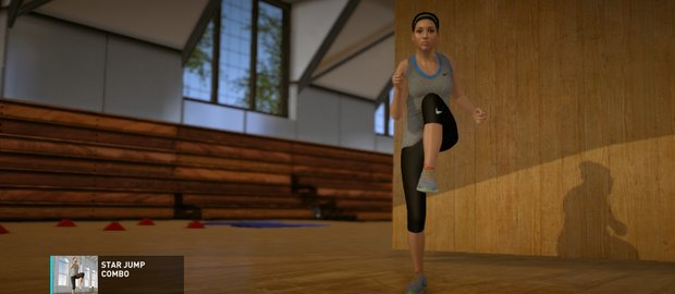 Nike+ Kinect Training News