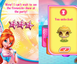 Winx Club: Magical Fairy Party Chat