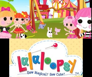 Lalaloopsy: Carnival of Friends Files