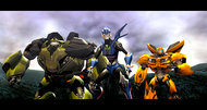 Transformers Prime Wii U screenshots