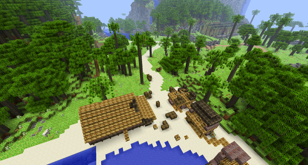 Far Cry 3 Minecraft screenshots