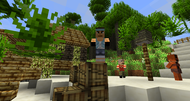 Minecraft gets one-button Twitch integration