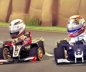 F1 Race Stars Videos
