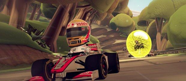 F1 Race Stars News