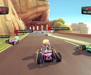 F1 Race Stars Screenshots