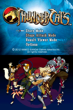 Thundercats Video Game on Thundercats Screenshots   Video Game News  Videos  And File Downloads