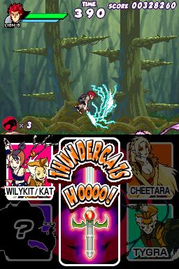 Thundercats Screenshots