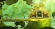 Rayman Legends trailer is rising up, back on the street