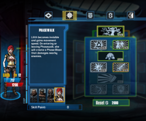 Borderlands Legends Screenshots