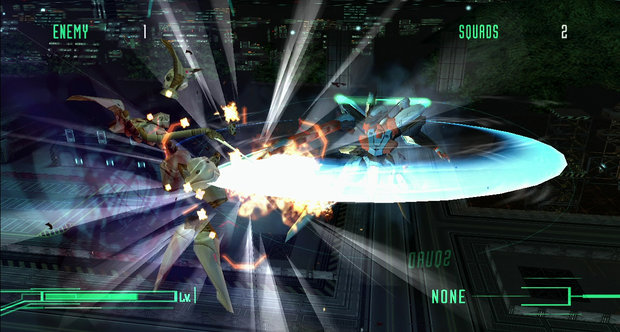 Zone of the Enders HD screenshots