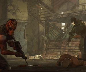 Army of Two: The Devil's Cartel Screenshots