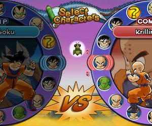 Dragon Ball Z: Budokai HD Collection Screenshots