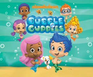 Nickelodeon Bubble Guppies Chat