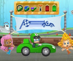 Nickelodeon Bubble Guppies Files