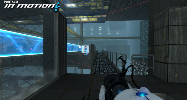 Portal 2 In Motion screenshots