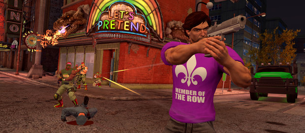 Saints Row: The Third News