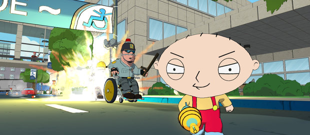 Family Guy: Back to the Multiverse News