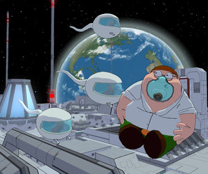 Family Guy: Back to the Multiverse Files