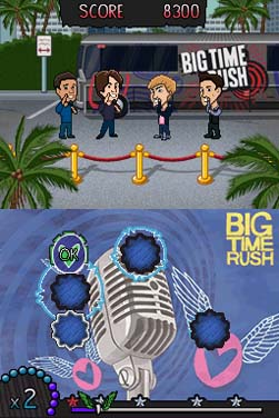Big Time Rush: Backstage Pass Chat