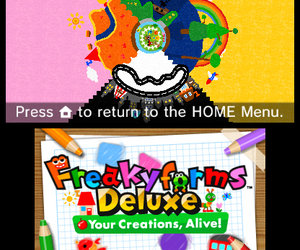 Freakyforms Deluxe: Your Creations, Alive! Videos
