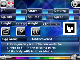 Pokedex 3D Pro Screenshots