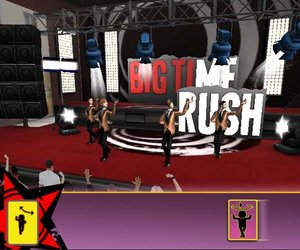 Big Time Rush: Dance Party Chat