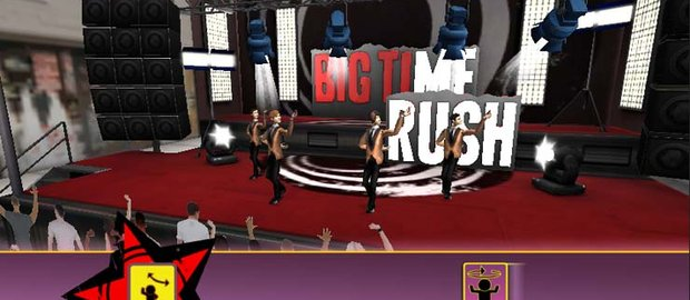 Big Time Rush: Dance Party News