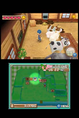 Harvest Moon: A New Beginning Chat