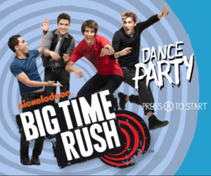 Big Time Rush: Dance Party Videos