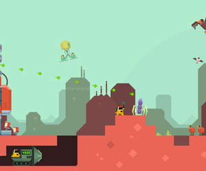 PixelJunk Nom Nom Galaxy Videos