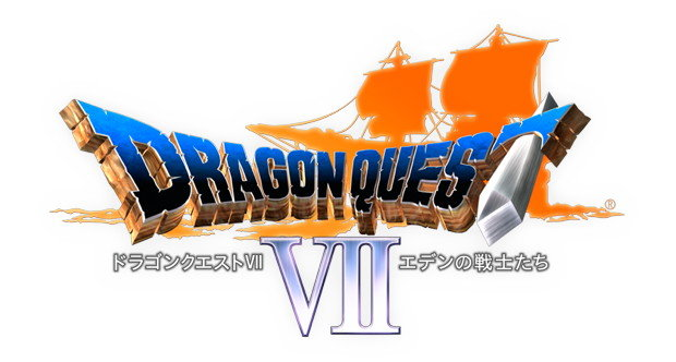 Dragon Quest 7 logo