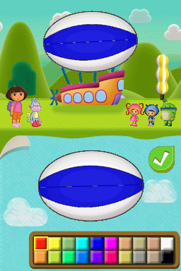 Nickelodeon Team Umizoomi & Dora's Fantastic Flight Videos