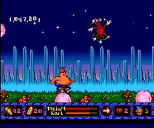 Sega Vintage Collection: ToeJam & Earl Screenshots