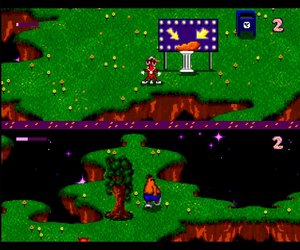 Sega Vintage Collection: ToeJam & Earl Files