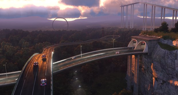 TrackMania 2 Valley announcement screenshots
