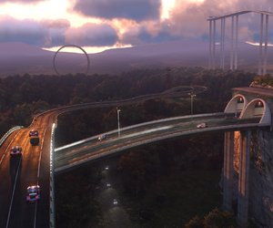 TrackMania 2 Valley Screenshots