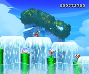 New Super Mario Bros. U Files
