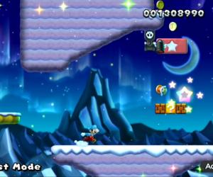 New Super Mario Bros. U Screenshots