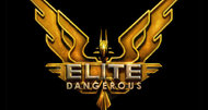 Elite: Dangerous video shows sky rockets in flight