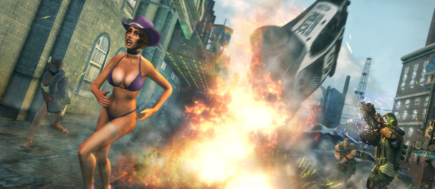 Saints Row: The Third GOTY News